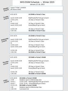 Winter Exam Schedule 2015 MHS (3)